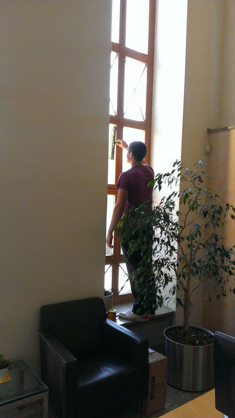 cistenie okien