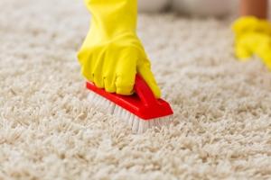 ako vyčistiť biely koberec prípravok na čistenie kobercov